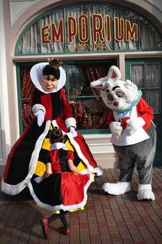 ハートの女王(不思議の国のアリス) : ママの手作りの衣装でディズニーへ…!4年の歳月をかけた母の愛がすごい♡ - NAVER まとめ
