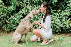 This helpful list of tips involving dogs at weddings from a trusted expert includes ideas on how to get them to pose for pictures and much, much more. Philadelphia Wedding, Poses For Pictures, Pet Holidays, Everything, Reception Table, Pets, Engagement Photos, Dog, Diy Dog