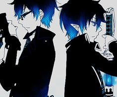 Rin x yukio on pinterest ao no exorcist fanfiction and blue