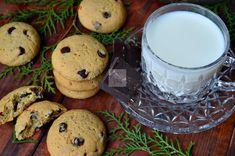 Cookies (Fursecuri americane cu ciocolata) - CAIETUL CU RETETE Muffin, Sweets, Cookies, Breakfast, Food, Crack Crackers, Morning Coffee, Gummi Candy, Candy