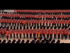 Trooping the Colour 2014 - Full HD Version