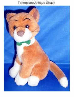 0d7deeb90d0 Disney Aristocats Thomas O Malley stuffed animal for sale at Tennessee  Antique Shack.  12.99. Sarah McCoy · Stuffies · Ty Beanie Baby ...