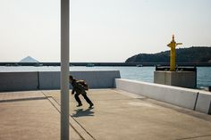 Uno Port, Okayama, 2013 Kagawa, Cn Tower, Street Photography, Building, Travel, Viajes, Buildings, Trips, Traveling