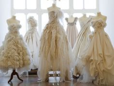 Gorgeous Couture Wedding Dresses ...