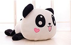 YunNasi 70cm Kreative Netter Plüschtier Panda Puppe Kissen Geburtstagsgeschenk Weihnachtsgeschenke: Amazon.de: Baby