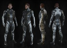 Ryder's Undersuit from Mass Effect: Andromeda