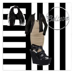 """Night in town"" by simonewells on Polyvore"