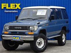 1994 Toyota Land Cruiser Prado Y-KZJ78W
