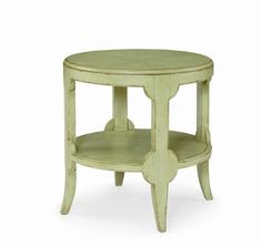 639-627 - Round Lamp Table