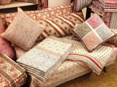 Kilol Hand Block Prints. Store in Bangalore