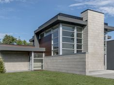 Modern stone siding ideas Architectural stone by Rinox