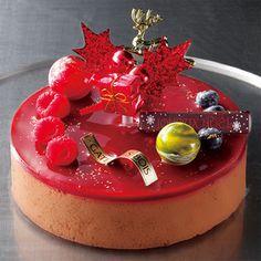 艶やかなルージュのクーリで鮮やかな彩りに。【クリスマス届け専用】【高島屋限定】ローズ ピスターシュ