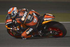 Alex De Angelis - Moto 2 - Team NGM Forward  - year 2013
