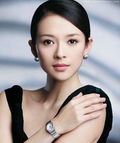 Zhang Ziyi - Classic beauty.