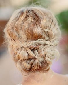 View entire slideshow: Summer Updos to Keep You Cool on http://www.stylemepretty.com/collection/2223/