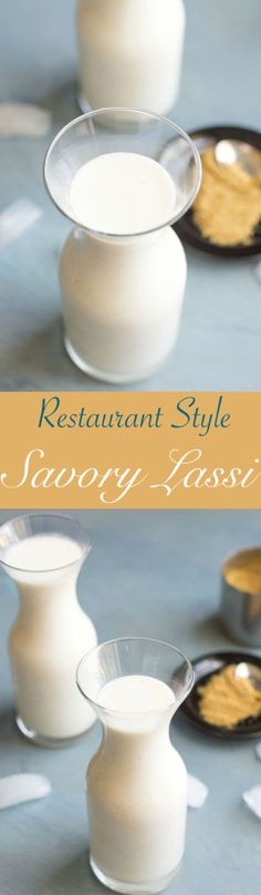 Making salty lassi is the simplest Indian recipe ever. All you need are 4 simple ingredients - Yogurt, water, salt & cumin powder. It takes less than 10min to make this quick and healthy snack.