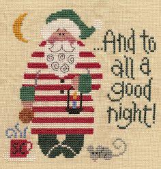 another cross stitch addict: December 2007