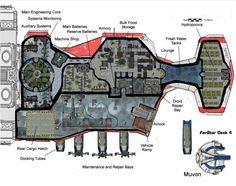 Image result for star wars starship floor plans