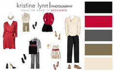 Kristine Lynn Photography: Trendy Tuesdays :: What to Wear