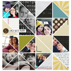 digital scrapbook layout created by ctmm4 featuring the April 2014 FREE template by sahlin studio