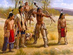 Arda'nın Penceresi: Amerika Yerlileri ve Arşivleri