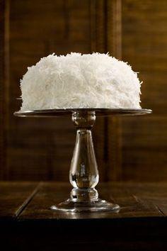 Paula Deen Jamies Coconut Cake