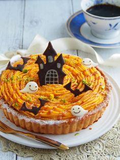 Chocolat Halloween, Halloween Fruit, Halloween Food For Party, Halloween Treats, Halloween Cartoons, Dessert Drinks, Fun Desserts, Food Doodles, Food Therapy