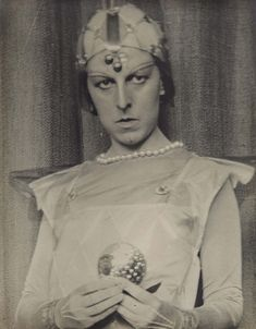 Claude Cahun, Self-Portrait, 1929