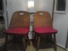 vintage tuolit