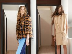 The Latest Resort Collection for Chloe is Inspired by a French Villa #winter #fashion trendhunter.com