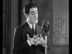 "Al Bowlly Sings ""Melancholy Baby"" [Full Resolution].Jazz sensation and 1930s crooner Al Bowlly sings 'Melancholy Baby' in the Pathe Studios, London.    Before singing the song he says hello to his British fans.    Check out Al Bowlly singing ""The Very Thought of You"".  http://www.youtube.com/watch?v=cr4ncMR5EVQ    Subscribe to British Pathe:   h..."