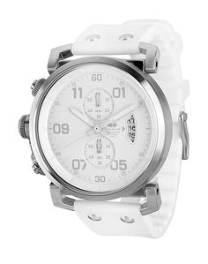 The 5 best white watches for women in my blog: http://rellotgesenblog.wordpress.com . Hope you like it!