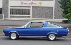 Curbside Classic: 1966 Plymouth Barracuda
