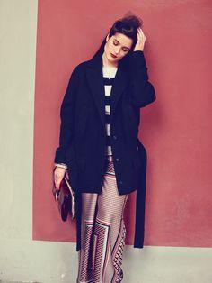 Flap Jacket (Plus Size) 08/2013