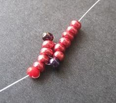 St. Petersburg Chain Tutorial #Beads #Stitch #Tutorial