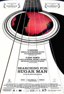 Searching for Sugar Man Poster