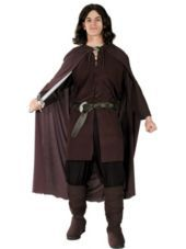 Adult Lord of the Rings Aragorn Costume - Party City