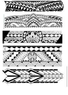 Maori Band Tattoo, Polynesian Leg Tattoo, Leg Band Tattoos, Band Tattoos For Men, Hawaiianisches Tattoo, Polynesian Tattoo Designs, Tribal Tattoos For Men, Norse Tattoo, Maori Tattoo Designs