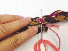 Braided Rug Tutorial, Rag Rug Tutorial, Fabric Rug, Scrap Fabric, Rag Rug Diy, Braided Rag Rugs, Doily Rug, Diy Braids, Fabric Strips
