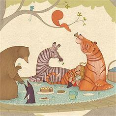 Wild animals   Animal illustration collections