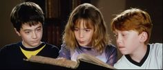 Watch a Rare 'Harry Potter' Audition with Its Three Adorable Child Stars  Rather cute, indeed! :D