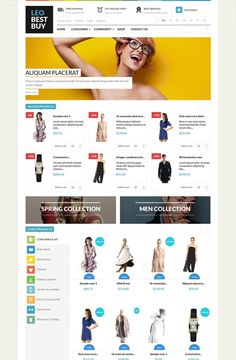 Leo BestBuy Prestashop Theme, best theme, prestashop version 1.6.0.8, Responsive