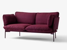 &Tradition Cloud 2-seater sofa