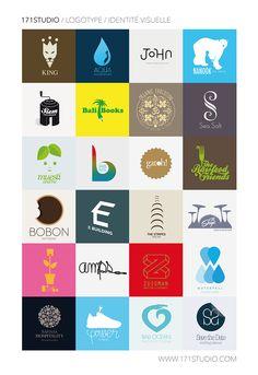 171Studio Various Logos