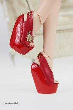 Shoes Sybarite  Shoes Sybarite Ursi Sarna | by meg fashion doll