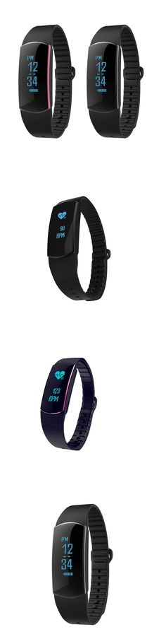 Heart Rate Monitors 177841: Trasense Sh09 Smart Wristband Bracelet With Heart Rate Monitor For Android Ios -> BUY IT NOW ONLY: $35.99 on eBay!