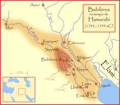 ancient Babylonia: The Babylonian flood account is the most intact, with only seven of 205 lines missing.6 It was also the first discovered, making it the most studied of the early flood accounts.
