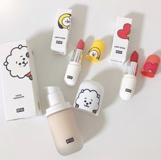 Image about beauty in Make up / esthetic 💄❤ by 🍒Cherry Blossoms🍒 Beauty Skin, Beauty Makeup, K Beauty, Bts Makeup, Army Makeup, Kawaii Makeup, Line Friends, Asian Makeup, Aesthetic Makeup