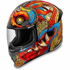 Icon Gear Airframe Pro Barong Helmets - MX South