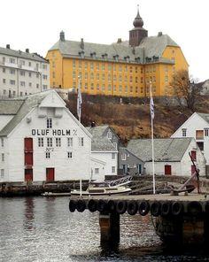 Alesund, Norway | by Eifelkoelner